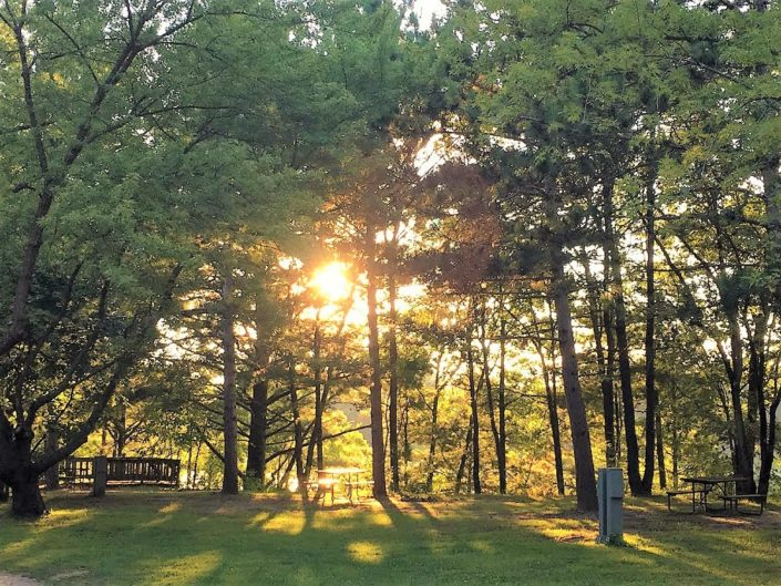 Cental Wisconsin Campground