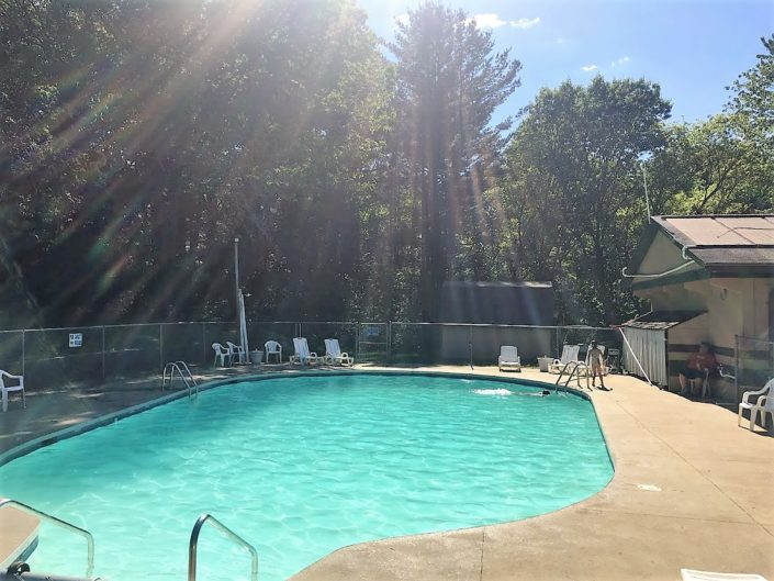 Waupaca Smore Fun Campground Pool