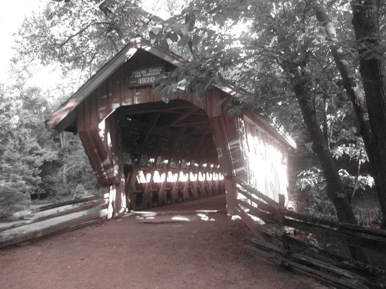 Crystal River Covered Bridge