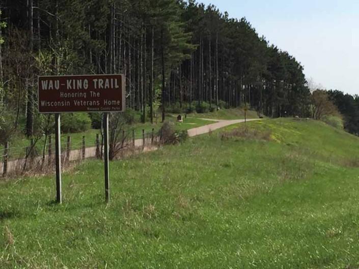 WauKing Bike Trail